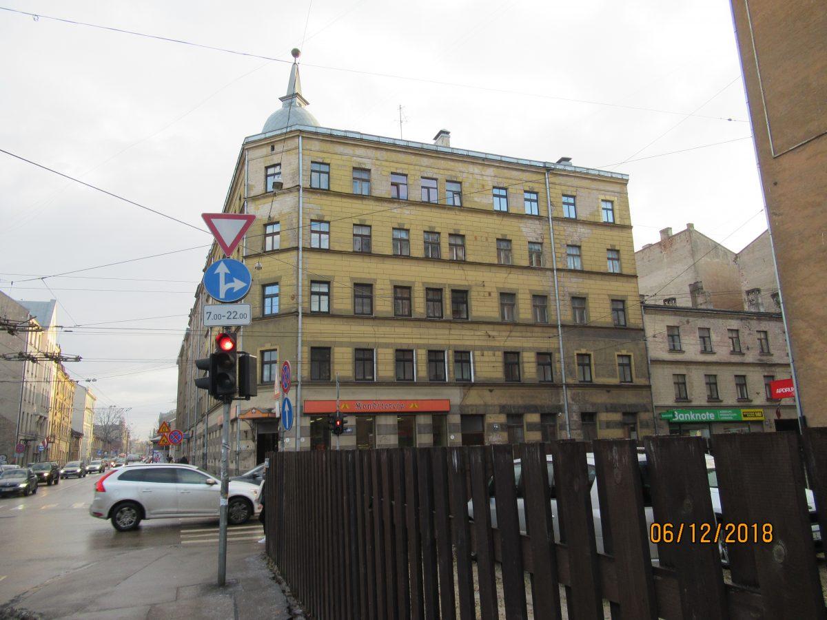 Aleksandra Čaka 110