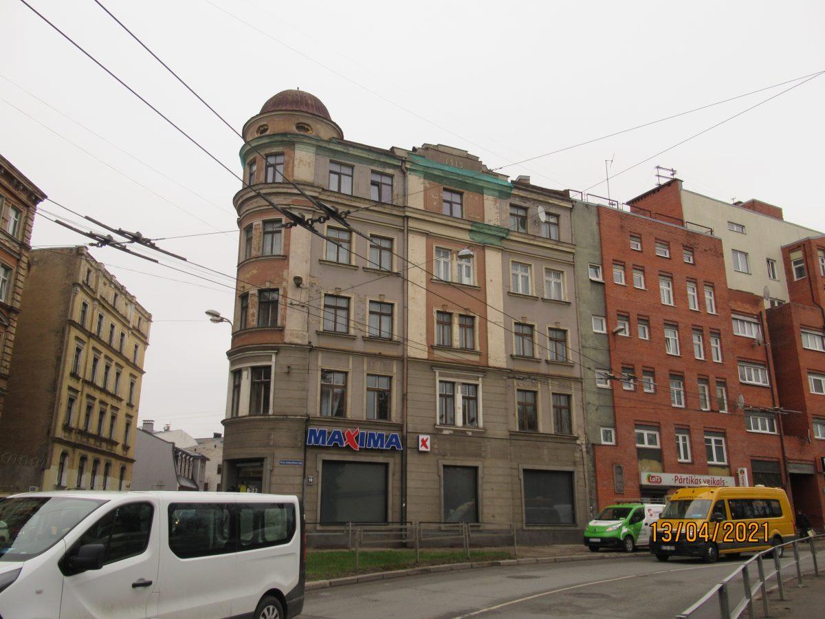 Firsa Sadovņikova 19